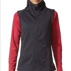 Adidas Women's CLIMAHEAT GILET Vest Black XS